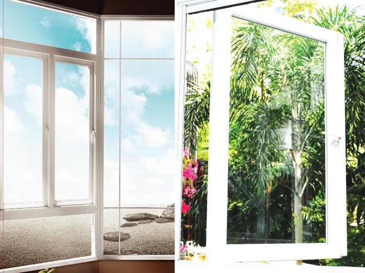 เลือกรูปแบบประตูหน้าต่างให้ตอบโจทย์ 12