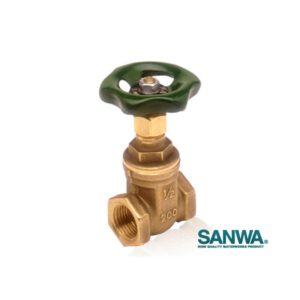 ประตูน้ำ ซันวา SANWA ขนาด 2.1/2 นิ้ว