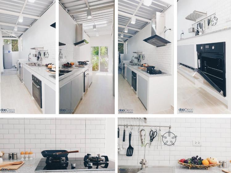 ปรับปรุงครัวเดิมให้น่าใช้ ต่อเติมครัวใหม่ให้ตอบโจทย์ ด้วยบริการจาก dooDeco 11