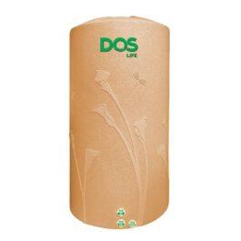 ถังเก็บน้ำ DOS DECO (DE-38/SB) 1000 ลิตร สี Sandy Brown