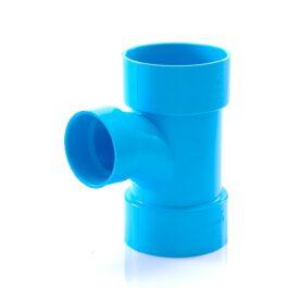 ข้อต่อสามทางทีวายลด พีวีซี เอสซีจี ระบบระบายน้ำ 65×55 มม.