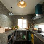 ต่อเติมครัวหลังบ้าน ทำครัวเปิดหรือครัวปิดดี
