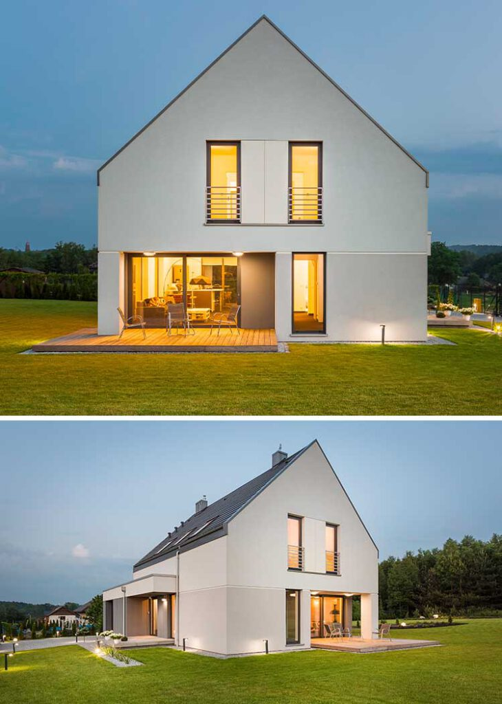 11 รูปทรงหลังคาสำหรับบ้านใหม่ 2