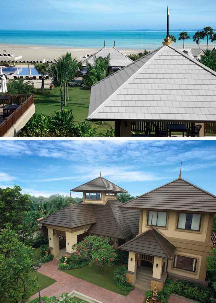 11 รูปทรงหลังคาสำหรับบ้านใหม่ 5
