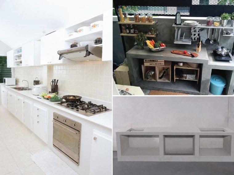 ไอเดียออกแบบเคาน์เตอร์ครัวไทย ถูกใจคนทำครัว 10