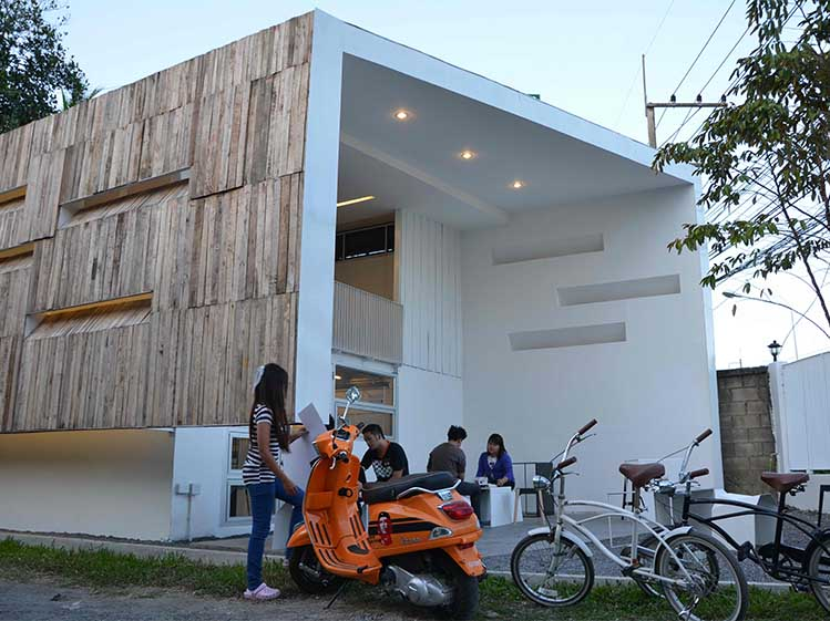 11 รูปทรงหลังคาสำหรับบ้านใหม่ 14