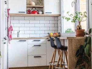Read more about the article 4 ฟังก์ชั่นจัดสรรห้องครัวขนาดเล็ก