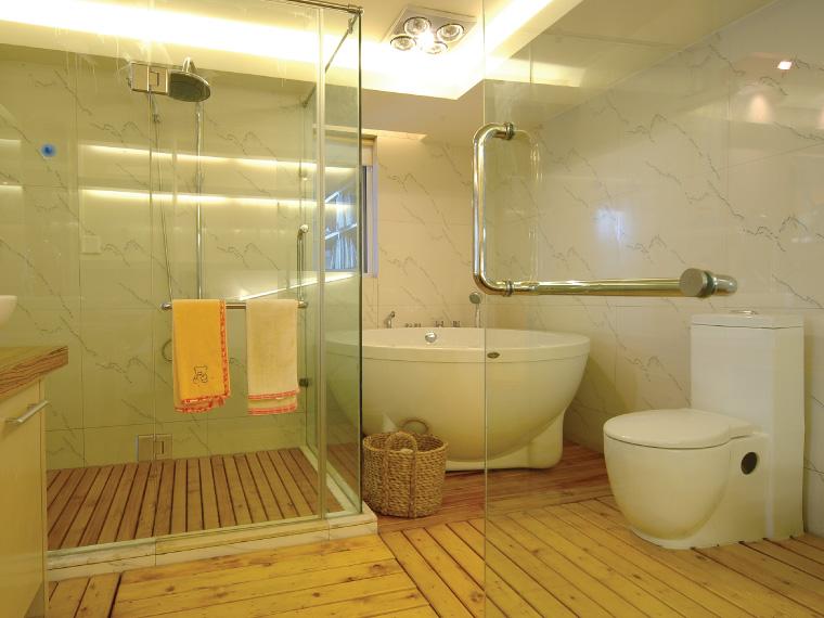 ไอเดียวัสดุพื้นแต่งห้องน้ำ 8