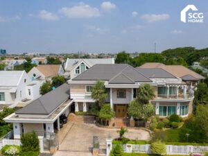 Read more about the article รีวิวเปลี่ยนหลังคาบ้านเก่า ให้กลับมาสวยงามสง่า