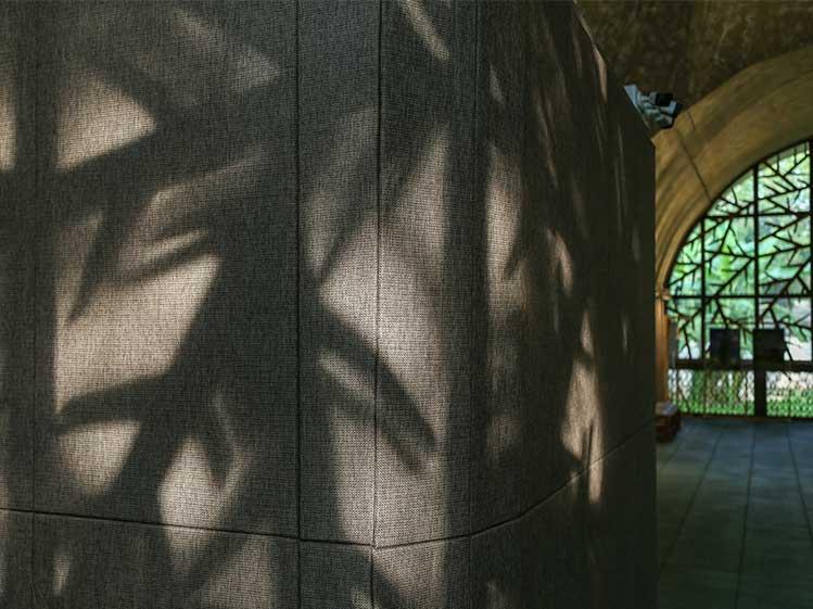 สวนช้างเผือก ลดเสียงในห้อง วัสดุซับเสียง วัสดุอะคูสติก เอสซีจี สวนช้างเผือก แต่งบ้านให้น่าอยู่