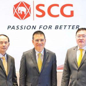 SCG เผยกำไรปี 63 แตะ 34,144 ล้าน หลังปรับตัวไวใช้ดิจิทัลตอบโจทย์ลูกค้า