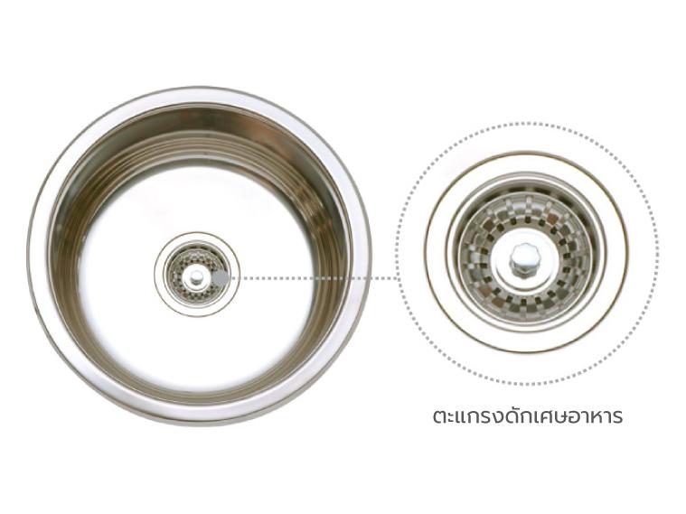 เคล็ดลับครัวระบายน้ำดี กับวิธีแก้ท่อตันอ่างล้างจาน