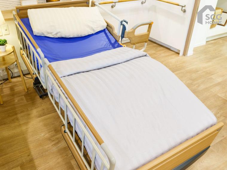 เลือกที่นอนผู้สูงอายุอย่างไรให้เหมาะสม