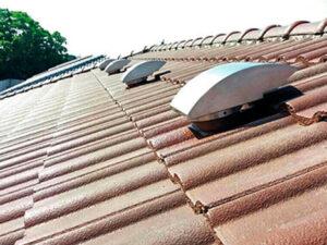 ลดร้อนให้บ้าน เร่งระบายอากาศในโถงหลังคาด้วย SRTV ใน Active AIRflow