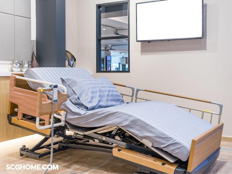 เลือกที่นอนผู้สูงอายุอย่างไรให้เหมาะสม 1