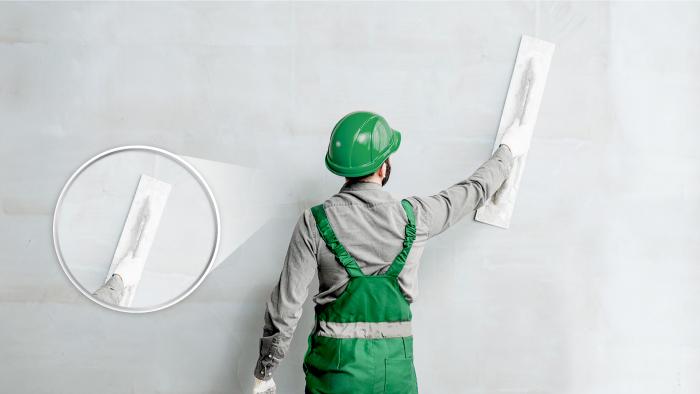 เทคนิคการฉาบปูน Cement Plastering Technique