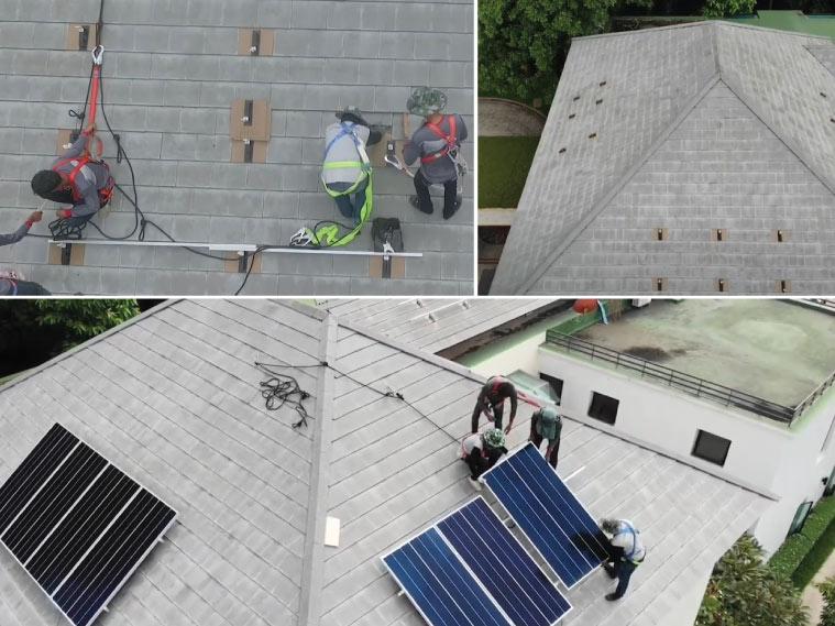 ระบบหลังคาโซลาร์ เอสซีจี SCG Solar Roof กับ 13 คำถาม 2