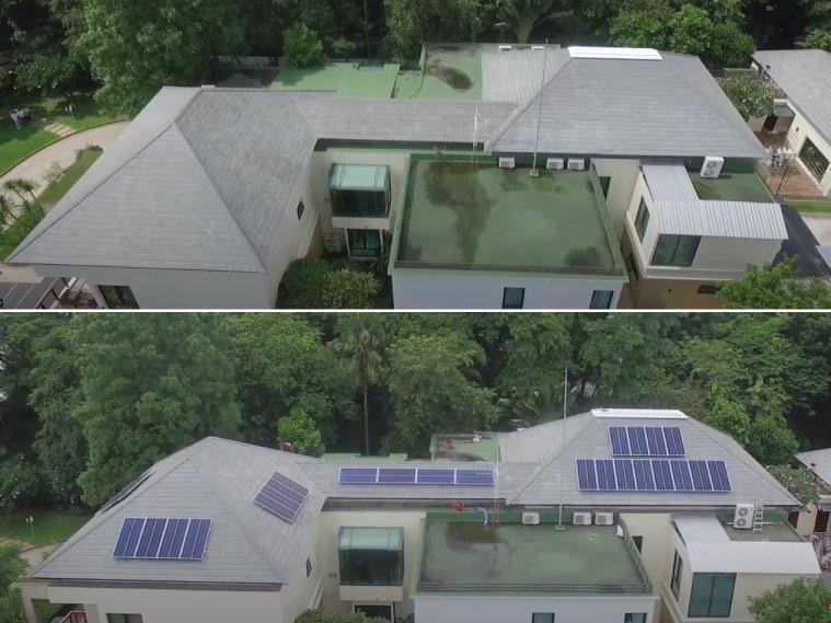 ระบบหลังคาโซลาร์ เอสซีจี SCG Solar Roof กับ 13 คำถาม 3