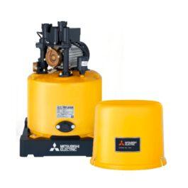 ปั้มน้ำอัตโนมัติ MITSUBISHI รุ่น WP-255R 250W สีเหลือง