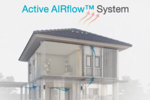 Read more about the article ระบบระบายอากาศ Active Airflow System