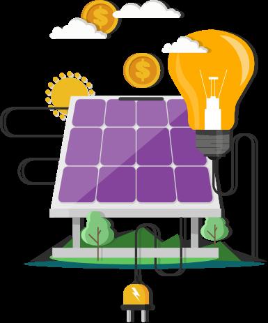 ระบบหลังคาโซลาร์ภาคประชาชน PEA Solar Rooftop 2