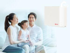 ปิดบ้านหนีฝุ่นกันเชื้อโรค แต่ยังระบายอากาศในบ้านได้ด้วย SCG Active AIR Quality
