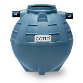 ถังบำบัดน้ำเสีย cotto