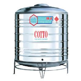 CS2000 ถังเก็บน้ำสแตนเลส COTTO