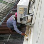 งานซ่อมแซมบ้าน หลังคา หน้าต่าง ปูกระเบื้อง 9