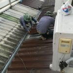 งานซ่อมแซมบ้าน หลังคา หน้าต่าง ปูกระเบื้อง 5